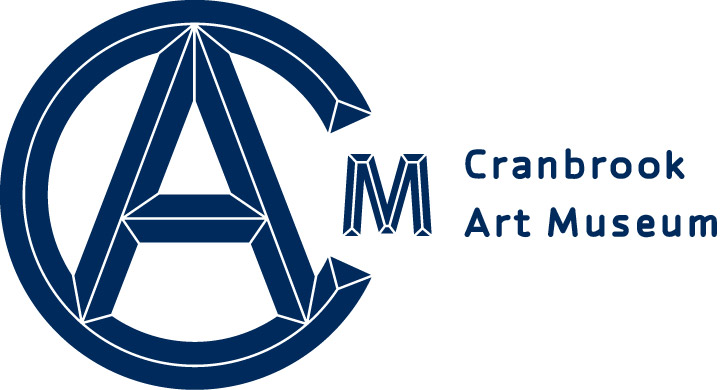 Cranbrook Art Museum Logo and Typeface designed by Elliott Earls, 2012.