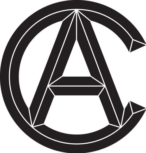 Cranbrook Academy of Art Logo Design by Elliott Earls, 2012.