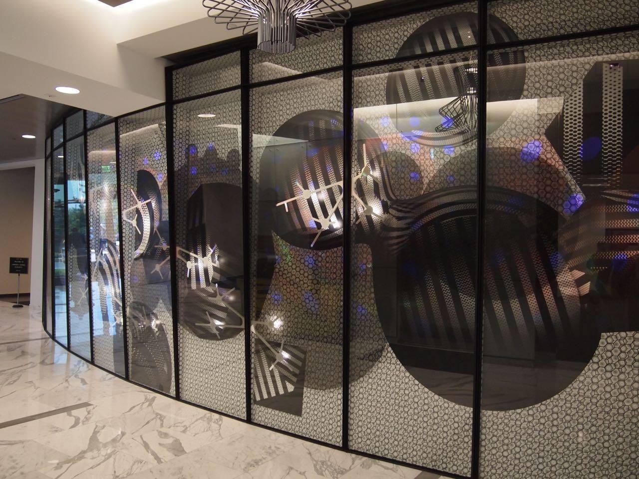 North American Bancard Interior Design