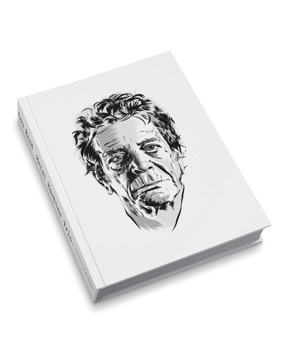 ElliottEarlsLouReedBookDesign