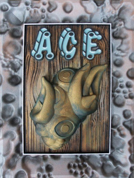 Ace by Elliott Earls Machined Object