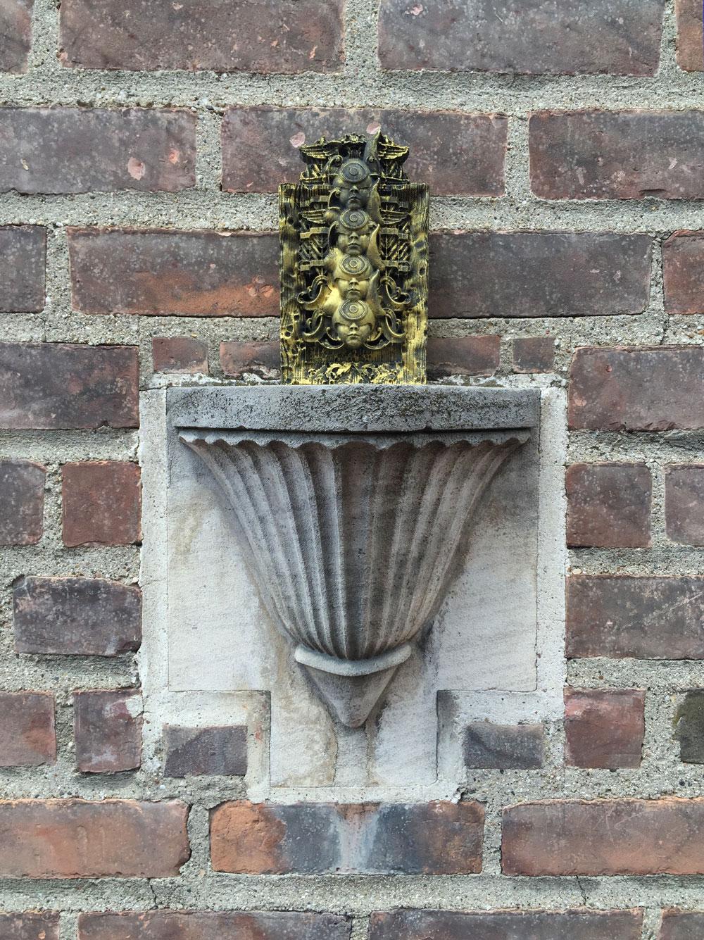 Untitled by Elliott Earls on Pedestal
