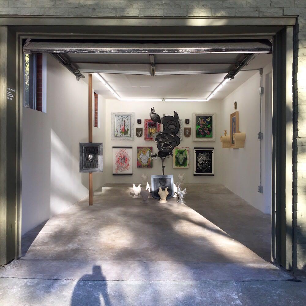 Good Weather. Suburban Context Aggressively Contemporary Art | Episode 26