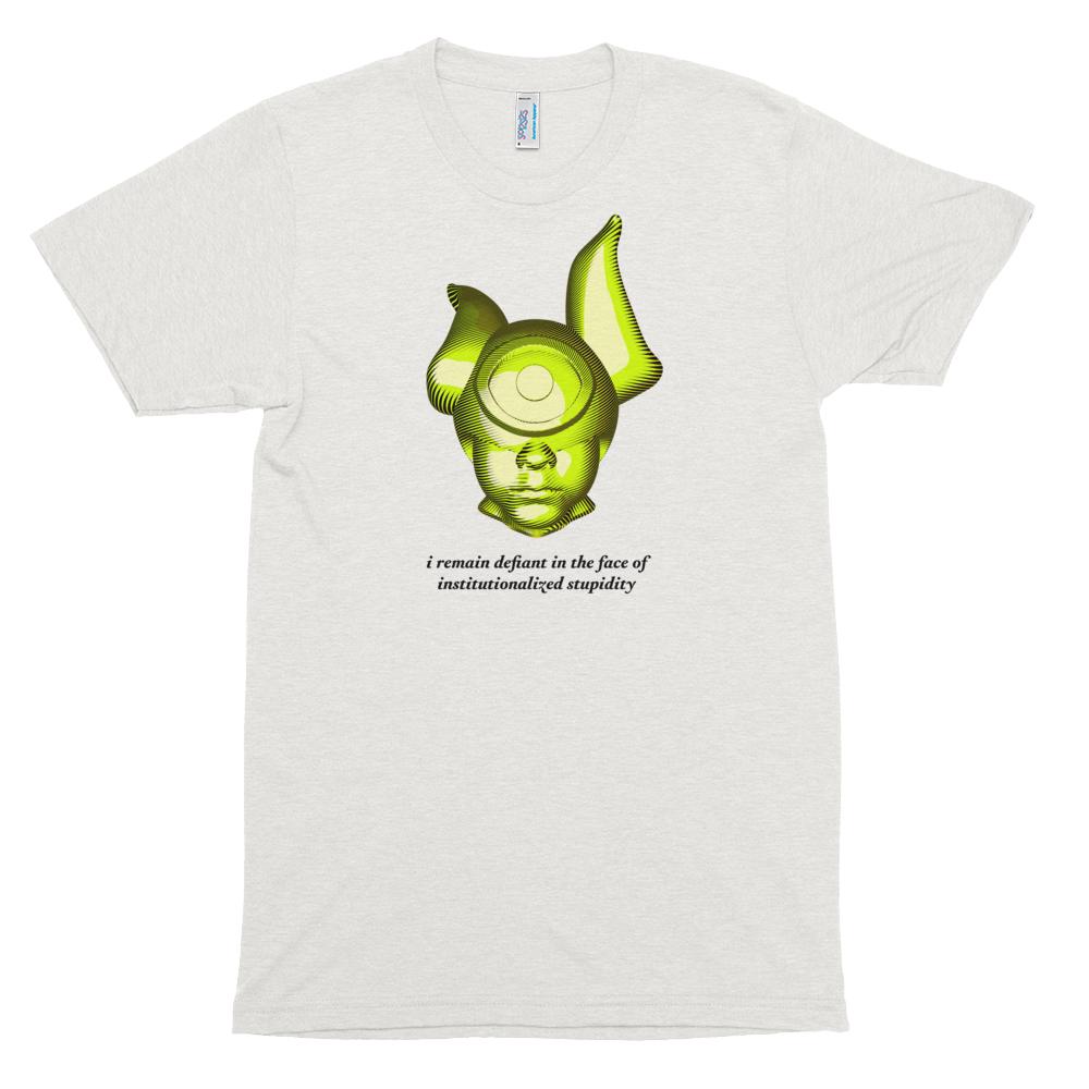 Defiant Object: T-Shirt 001